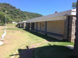 Hostería Villa la Punta, Santiago del Estero (Santa María yakınında)