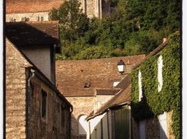 Holiday home Rue Pierre de Bernis, Rochefort-en-Yvelines (рядом с городом Bullion)