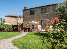 Borgo del Collelungo 3, Montaione (La Collina yakınında)