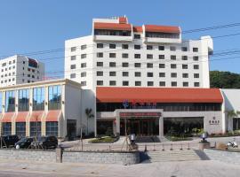 东山华福酒店, Dongshan (Tongling yakınında)