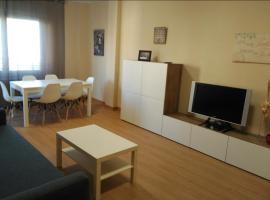 Zamora Apartments, Zamora (Coreses yakınında)