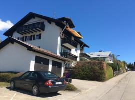 Apartment Panorama, Sonthofen (Berghofen yakınında)
