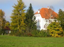 Schloß Eichbichl, Fraueneuharting (Pfaffing yakınında)