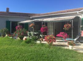 Villa 130m2, à 2 km de la mer, Алерия (рядом с городом Rottane)