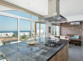 Joya Cyprus Diamond Deluxe Penthouse Apartment, Ayios Amvrosios