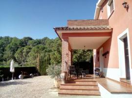 Villa Morena, Santa María de Trassierra