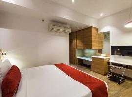 JK Rooms 118 Urban-Opp. Airport-Wardha Rd, Нагпур (рядом с городом Khāpri)