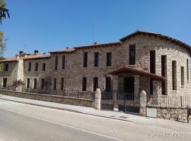 Alojamientos La Dehesa, Эль-Берруэко (рядом с городом Valdemanco)