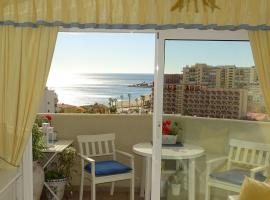 Beautiful apartment with sea views, Benal Beach