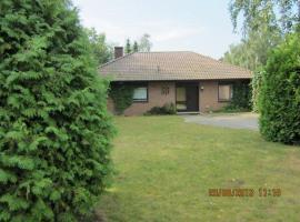 Bungalow Estate 12p, Uelsen (Itterbeck yakınında)