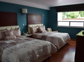 Hotel Malinalli, Huamantla