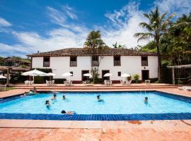 Hotel Fazendão, Santa Branca (Near Salesópolis)