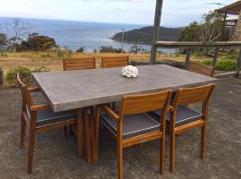 The Lookout - Bruny Island, Dennes Point (Tinderbox yakınında)