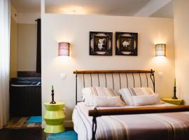 Bed & Breakfast Crosne Plazza & Spa, Crosne (рядом с городом Виньё-сюр-Сен)