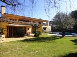Villa Solius, Санта-Кристина-де-Аро (рядом с городом Solíus)