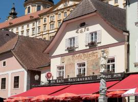 Madar Café Restaurant zum Fürsten, Melk (Emmersdorf an der Donau yakınında)