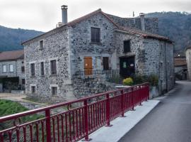 Gite du bord de Seuge, Prades (рядом с городом Le Vernet)