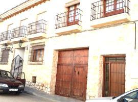 Apartamento Tita, El Pedernoso (рядом с городом Mota del Cuervo)