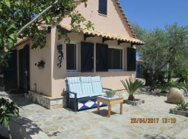 Villa Bolide, Мессиния (рядом с городом Agios Avgoustinos)