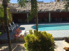 Turtle Cove Pool A - One Bedroom Villa, San Pedro (Near Ambergris Cay)