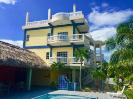 Turtle Cove Rest A- One Bedroom Villa, San Pedro (Near Ambergris Cay)