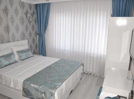 Hotel Iscen, Mustafakemalpaşa