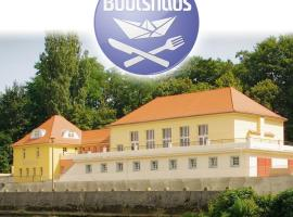 Pension Bootshaus, Weißenfels (Pettstädt yakınında)