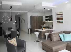 Interlace Apartment
