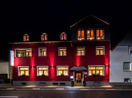 Hotel Brünnler, Homburg