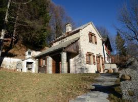 chalet ossolano, Craveggia (Re yakınında)