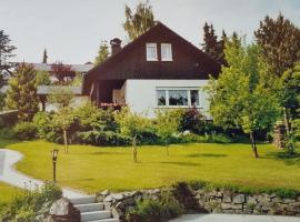 Ferienhaus Hessenland, Bad Endbach (Holzhausen yakınında)