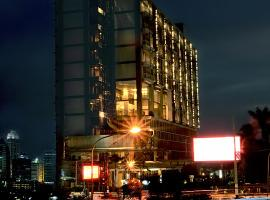 The Bellevue Suites, Джакарта (рядом с городом Gandaria-selatan)