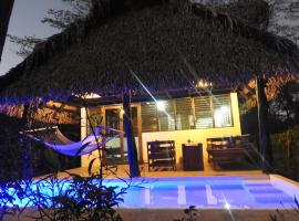 Villas Oaku A, Nosara (Santa Marta yakınında)