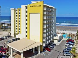 Hyatt Place Daytona Beach Oceanfront  Star Hotel This Is A Preferred Property They Provide Excellent Service A Great Value And Have Awesome Reviews From