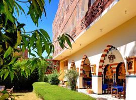 Hotel Sheherazade Luxor
