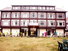 Hotel New Park at Dal Lake, Сринагар (рядом с городом Daranbāgh)
