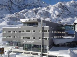Hotel Ski Austria St.Christoph a.A.