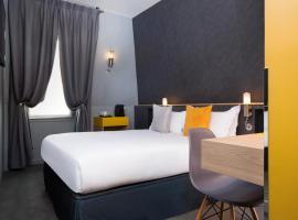 Hotel Alixia, Bourg-la-Reine (Near Sceaux)
