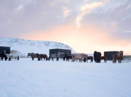 Akurgerði Guesthouse 8 - Country Life Style, Ölfus (Berdekatan Hveragerði)