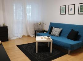 Cozy beautiful apartment
