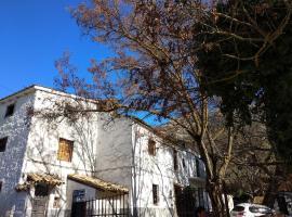Casa rural Cortijo Majuela, La Iruela (Los Rosales yakınında)