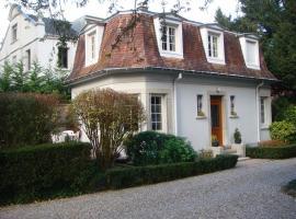 Charmante Maison De Maitre Quartier Chic De Mulhouse, ミュルーズ