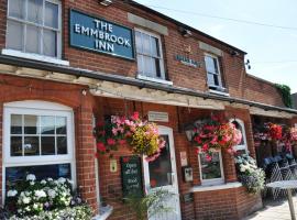 The Emmbrook Inn, Уокингем (рядом с городом Winnersh)