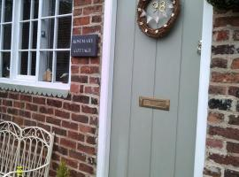 Rosemary Cottage- Cosy 18th century grade 2 listed cottage, Belper