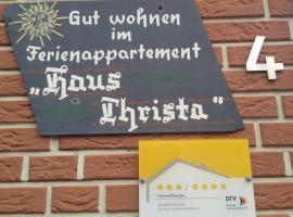Haus Christa, Langelsheim