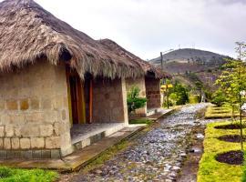 Pucara Tambo, Cacha (Sicalpa yakınında)
