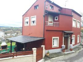 Casa Arilo, Sarria (Farbán yakınında)