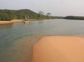 Green Zion Garden, Butre (рядом с городом Awusiejo)