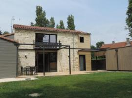 House Les trois platanes, Bourneau (рядом с городом Sérigné)