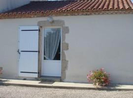 House Vaire - 2 pers, 31 m2, 2/1, Vairé (рядом с городом Saint-Mathurin)